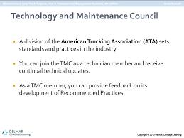 100 Truck Maintenance Council Diesel Engine Fundamentals Chapter 1 Ppt Download
