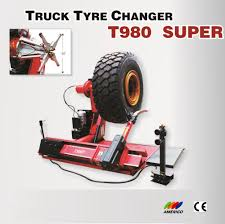 100 Truck Tire Changer Amerigo T980 Heavy Duty Tire Machine Buy