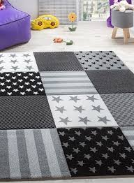tapis pour chambre flag start gris de la collection unamourdetapis