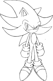 How To Draw Silver Sonic YouTube