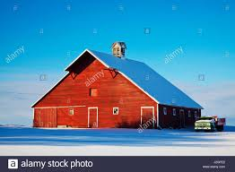 USA, Idaho, Old Red Barn And Truck After Snowstorm (PR Stock Photo ... Peterbilt Semi Truck Hauling Cargo Through Dtown Boston Usa Stock Peterbilt And Chrome Tanker On Inrstate 15 In California Firefighter Usa Truck Photos A Desert Stock Photo Image Of Blue Travel 546614 Gas Station Ice Cream Pladelphia Pennsylvania Photo Stop Van Horn Texas 7945918 Alamy American Lorry New York City Nyc Impressive Design Large Old Chevrolet Advance Design 3100 Main Street Santa Ana Driver Entering Rest Stop I55 Inrstate Illinois Royalty