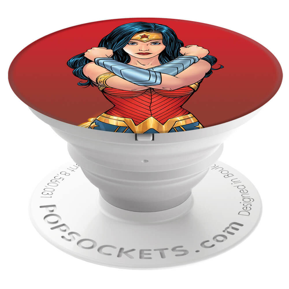 PopSockets 101576 Wonder Woman Cell Phone Grip
