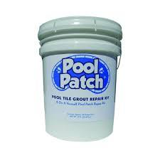 pool patch 50 lb white pool tile grout repair kit ptgrw50 the