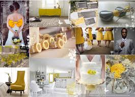 Spring Yellow Wedding Inspiration Board By Nouveau Love The Simplicity Of These Colors Gray And White Perfect Color