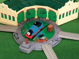 Thomas The Train Tidmouth Sheds Playset by Amazon Com Thomas The Train Tidmouth Sheds Toys U0026 Games