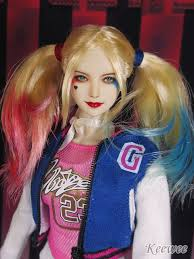 Who Mad A Doll Out Of Me Thats CreepyI LOVE IT