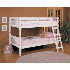 Storkcraft Bunk Bed by Summer Breeze Twin Over Twin Bunk Bed Hayneedle