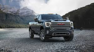 100 Gmc Truck 2020 GMC Sierra HD Arrives With More Tech And New OffRoad Trim