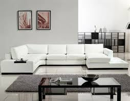 trendy white sectional sofas can brighten your living room eva