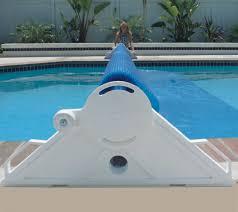 Solar Pool Blankets Reel
