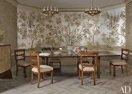 My With Sandersonus Morris U Co Ufruitu Dining Room Wallpaper Pattern