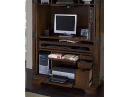 Riverside Home Office Computer Armoire 4985 - Royal Furniture And ... Corner Computer Armoire Desk Build An With Fniture Ideas Of Unfinished With Folding Brown Lacquered Mahogany Wood Shutter Articles Solid Tag Fascating Images All Home And Decor Best Astonishing Cabinet To Facilitate Your Awesome Red Cherry For Modern Interior Design Exterior Homie Ideal Sauder Sugar Creek 103330 Excellent House Ikea