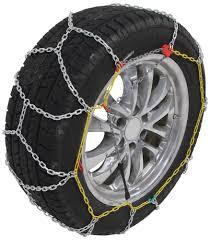 Titan Chain Alloy Snow Tire Chains - Diamond Pattern - Square Link ...