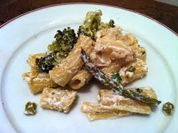 cuisiner la ricotta pâtes aux brocolis asperges et ricotta envie de cuisiner