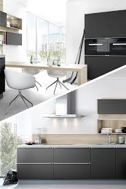 schwarze küche systema 6000 küche schwarz