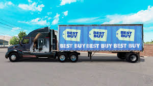 100 Best American Truck Skin Buy On Small Trailer For Simulator