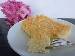 kokos buttermilch kuchen ein saftiger blechkuchen bo s