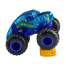 Harga Jual Hot Wheels Monster Jam Thrasher Truck Re-Crushable Car ...