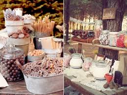 Wedding Decorations20 Rustic Candy Bars There Are A Lot Of Ideas That You Can