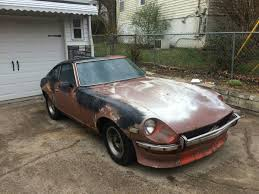 100 Craigslist Knoxville Cars And Trucks 1972 FSFT In East TN Pinterest Datsun 240z And Nissan
