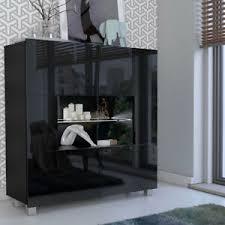 details zu moderne kommode simson hochglanz highboard sideboard wohnzimmer kollektion m24