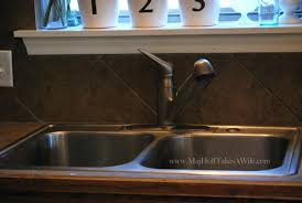Garbage Disposal Backing Up Into Both Sinks by New Single Basin Sink Install Downsizing Double Sink Drains Down