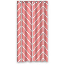 Navy Geometric Pattern Curtains by Chevron Pattern Curtains Compare Prices On Online Shoppingbuy 36w