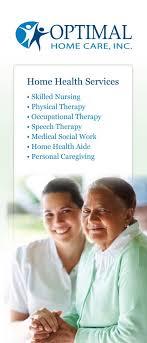 Top Sponsor Optimal Home Care Inc
