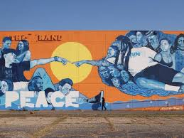 Famous Graffiti Mural Artists by Mapping New Orleans Public Art