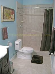 Basement Bathroom Sewage Ejector Pump by How To Finish A Basement Bathroom The Complete Series