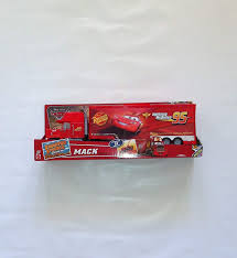 Amazon.com: Disney / Pixar Cars Radiator Springs Edition Mack Truck ...