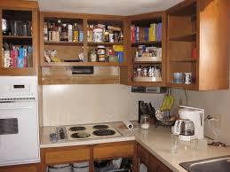 Alternative Kitchen Cabinet Ideas Black Ceramic Floor Tile Sleek