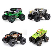 New Bright Monster Jam Dragon Remote Controlled Toy - Remote ... New Bright Rc Monster Jam Truck Grave Digger Toysrus 124 Ff Twin Pack Colors And Styles Rc Trucks Youtube Radio Control 18 Scale W Buy El Toro 115 40mhz Amazoncom Sf Hauler Set Car Carrier With Two Mini Walmartcom 110 24 Ghz Grave Digger Kids Toy