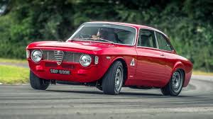 Ten Gorgeous Classic Cars With Modern Hearts | Top Gear