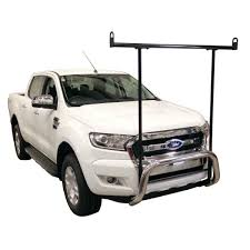 Nudge Bar - Stainless - With Ladder Rack - Airplex Auto Accessories Buyers 1501400 Alinum Truck Ladder Rack Ediors Universal Contractor 800 Lb For Pick Up 250 Lb Capacity Dna Motoring Adjustable 132x57 Steel Pickup Weatherguard Model 12755202 Full Size 1000 Wg1475 Weather Guard Weekender 1475 Amazoncom Maxxhaul 70423 400 Buy Rage Powersports Uputrackv2 Apex Utility Discount Ramps Rear Ladder Rack Ute Racks Tray Universal Pickup Truck 800lb Hauler Van Cap