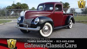 100 1940 Ford Truck For Sale Pickup AutaBuycom