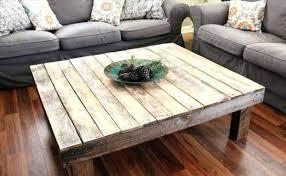 table basse originale bois tables basses insolites et originales
