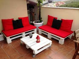 Full Size Of Architectureoutdoor Pallet Furniture Beautiful Terrace Made Pallets Outdoor