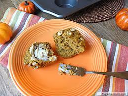 Cake Mix And Pumpkin Muffin Recipe by Sugar Free Jumbo Pumpkin Spice Muffins