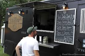 The Black Market Food Truck – Food About Town