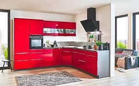 kleine küche l küche hochglanzlack
