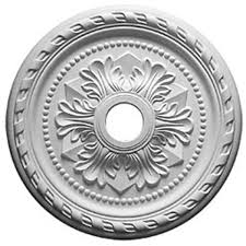 Two Piece Ceiling Medallions Cheap by Ceiling Fan Medallions Medallions For Ceiling Fans Photo 11