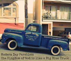 The Kingdom Of God Is Like A Big Blue Truck — Blog | Lindsey Smallwood Close Picture Big Blue White Truck Image Photo Bigstock Brothers Before Others Line Edition Ford Ticket Thai Bbq Relocates To South Salem Savor The Taste Of Oregon Porn Page 11 Tacoma World Blue Truck Cake Trucks 3 Pinterest Lifted Chevy Vehicle And Cars Big Tent Isolated At The White Background Stock Vector Owens Projects Facebook Cakecentralcom Buffalo News Food Guide Traffic Accident On Chinas Highway Editorial Photography Building Dreams