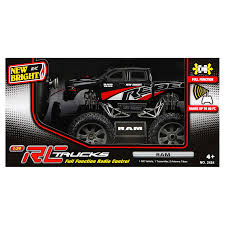 New Bright RC 1:24 Scale Truck Assortment Blazer Ford Raptor Jeep ...