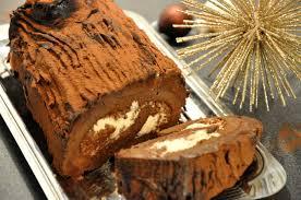 hervé cuisine buche marron bûche de noël marrons chocolat praliné hervecuisine com