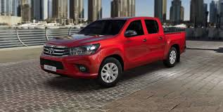 New Toyota Hilux 2019 For Sale In The UAE | Toyota