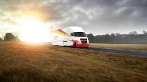 Fuel-Efficient Truck | Airflow Starship | Shell ROTELLA®
