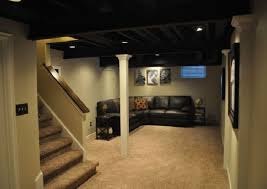 Inexpensive Basement Ceiling Ideas by Ideas Painting Basement Ceiling Modern Ceiling Design Design