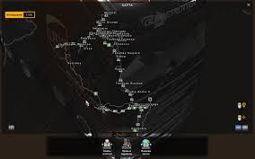 ELDORADO RODOBRASIL PRO DEMO MAP 1.22 | ETS2 Mods | Euro Truck ...