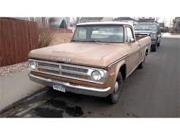 100 71 Dodge Truck 19 D100 For Sale ClassicCarscom CC1118595